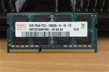 Ram laptop 4Gb DDR3 HYNIX BUS 1333